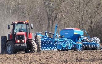 Агрегаты почвообрабатывающие